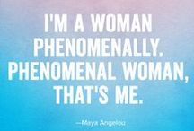 Women & Girls / Celebrate some exceptional women and girls who shape our world each day. / by PBS