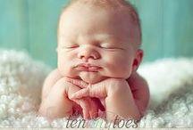 Newborn photos & kids / by El Barquito de Papel