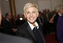 Ellen DeGeneres: The Mark Twain Prize / Some of the biggest names in comedy took the stage in Washington, D.C. to celebrate the beloved television icon and entertainment pioneer Ellen DeGeneres, the latest recipient of the Kennedy Center Mark Twain Prize for American Humor. See the full show Tuesday, October 30, 2012, 8:00-9:30 p.m. ET. / by PBS