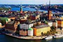 Sverige i mitt hjärta -Sweden ❤️ / Sverige, Sweden / by Susanne Norling