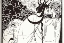 Art Nouveau  / by Nicole Evangelista