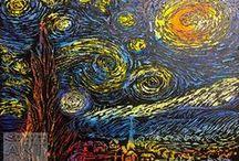 Mrs. B's Art Class / by Amanda Burchett
