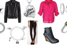 Shoshanah's Picks: Biker Basics / Each week, Shoshanah (who has fabulous taste IMHO) will be putting together a complete outfit, accessorized with Shadora jewelry! No need to hit the malls – she will do the shopping for you! This week's look is Biker Basics  – what do you think? / by Shadora.com