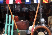 flea markets and tag sales / by Linda Sevier