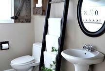 Bathrooms / by Katie Clum