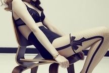 Lingerie / by Leanne Irv