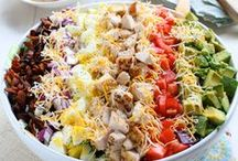 Salads / by Katie Clum