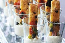 Apps / Appetizers and party food, soups and salads, a few sides  / by Sarah Hartzog