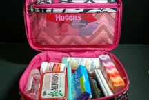 On the Go {organized travel ideas} / by Ruthie Mohney