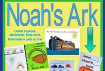 Bible: Noah for Kids / by Debbie Jackson