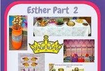 Bible: Esther  / by Debbie Jackson