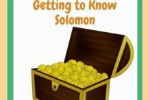 Bible: Solomon  / by Debbie Jackson