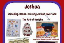 Bible: Joshua / by Debbie Jackson
