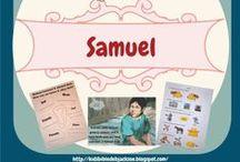 Bible: Samuel / by Debbie Jackson