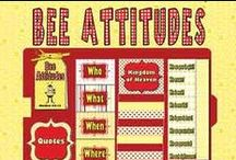 Bible: Bee-Attitudes / by Debbie Jackson