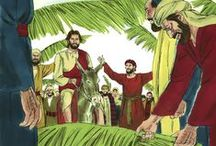 Bible: Jesus and His Triumphal Entry / by Debbie Jackson