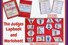 Bible: Judges / by Debbie Jackson