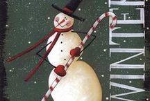 Winter & Christmas / by Peggie Sue Jackson