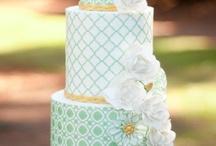 wedding cakes / by Sheila Seibel