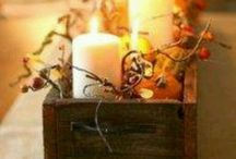Holiday/Seasonal Crafts / by Tacey Arens