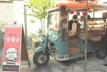 street food and markets / by Sonja *