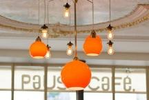 Bars, Shops, Hotels, Cafés... / by Sonja *