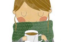 illustrations / by Sonja *