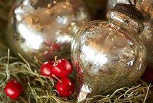 Vintage Christmas / by Patricia Parker