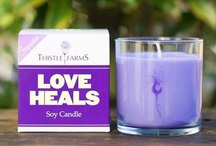 For the Home / Scented candles and other products for the home: