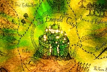 The Emerald City! / Anything from Oz or Wicked! / by Barb Norcross