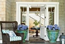 entry way ideas / by Laurel T. Colins