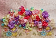 Silk Ribbon Embroidery / by Patricia Parker