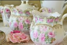 Lovely China Treasures / by Patricia Parker