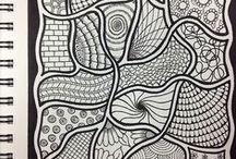 High School Drawing / by Lindsay Klein