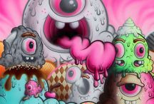 Buffmonster / by Kaylan Bennett