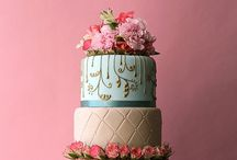 Cakes / by Barb Penton