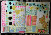 art journal / by Sophie Dessers