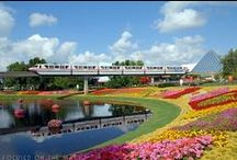Epcot / by Debs - Focused on the Magic