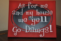 All things UGA / by Connie Carmony