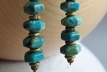 Ideas for Handmade Earrings / by Betty C