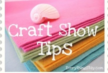 Craft Show Tips  / by Betty C