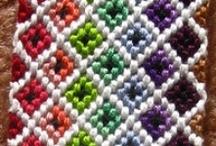 Crafts: Friendship Bracelets/Embroidery Projects / by Bracelets By Jen