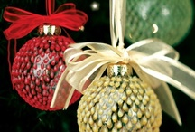 Christmas Ornaments / by Betty C