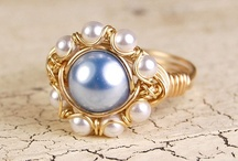 Pearl Jewelry / by Betty C