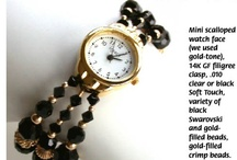 Beaded Watches / by Betty C