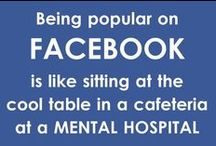 FB... I'm not the only one who thinks these things!!! / by Missy Rodgers Burney