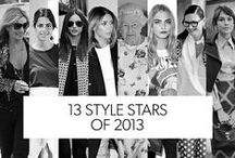 13 STYLE STARS OF 2013 / From The Queen to The Chung here's who managed to float the #WareStyle boat in 2013. / by WAREHOUSE