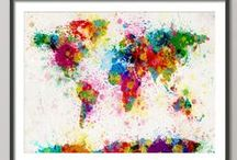 Color My World / by Michelle Gomez Thompson