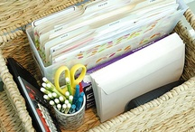 Organizing and Cleaning / Ideas to clean and organize my home and life. / by Karen Kramer