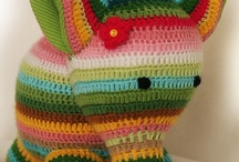 Crochet and Knitting ideas and projects / by Vicky Greenberg